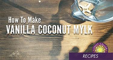 Vanilla Coconut Mylk